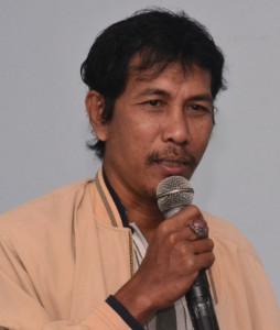 Supardi Lasaming Manajer Kantor Lapangan Morowali