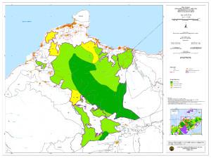 wilayah Kawasan Sivia KPH